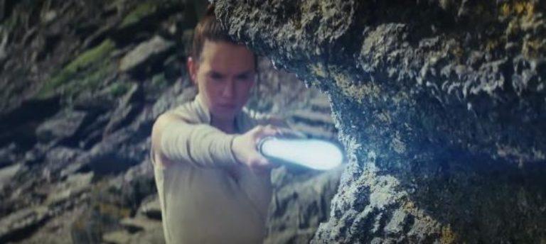 'Star Wars: The Last Jedi' Blu-ray Announcement Trailer Released